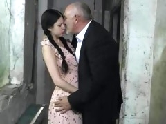 Old Man Fucks Petite Teen Girl PT01